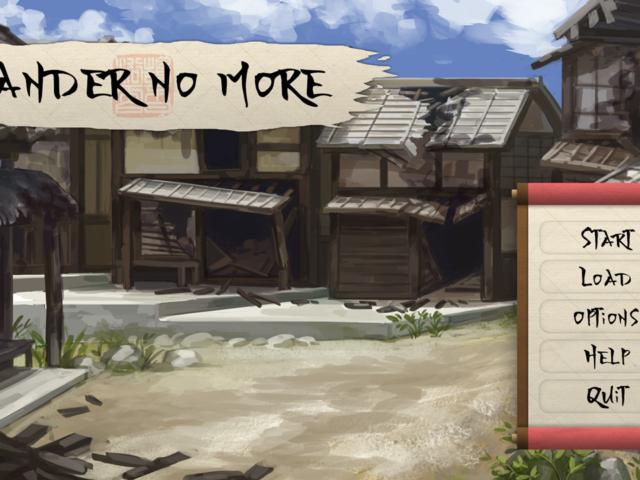 Wander No More UI – 1