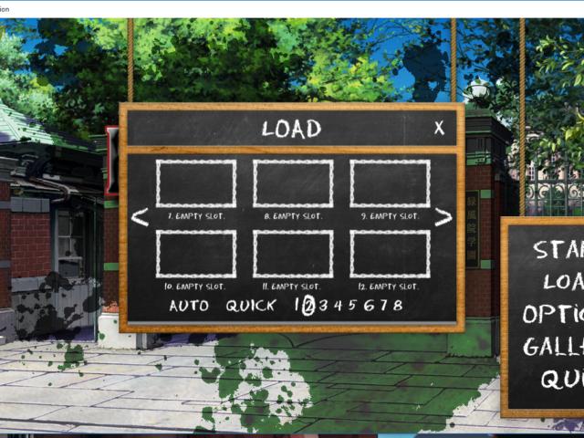 Chalkboard UI